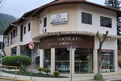 Nugali Chocolates Loja de Fábrica