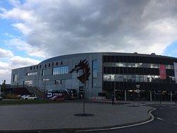 Werk Arena Trinec