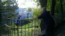 Aussichtspunkt im Volkspark