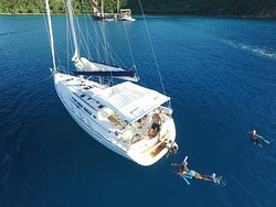 Sail A Day Excursions BVI