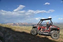 Vortex Healing ATV Rental