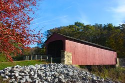 Little Mary's River Covered Bridge