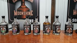 Cocke County Moonshine Distillery