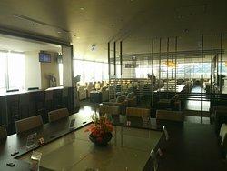 Haneda Airport International Sky Lounge