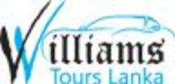 Williams tours lanka