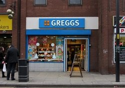 Greggs Newton Heath
