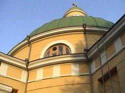 Pyhän Marttyyrikeisarinna Aleksandran Kirkko