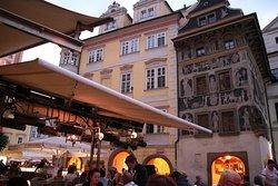 Restaurant at Hotel U Prince