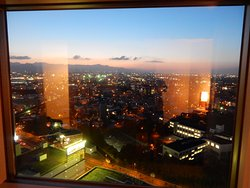 Fantastic views from Sky Room