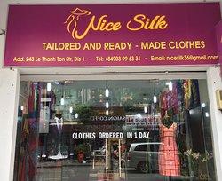 Nice Silk Tailor
