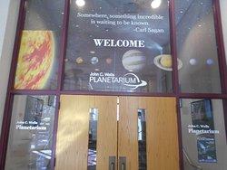 John C. Wells Planetarium