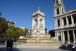 Fontaine Saint-Sulpice