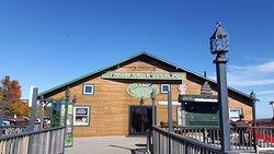 Hogback Mountain Gift Shop
