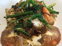 海鮮和蔬菜