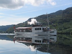 The Steamship Sir Walter Scott ltd