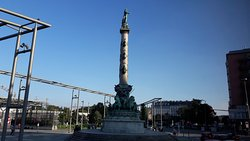 Tegetthof Denkmal