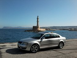 Chania Taxi Services