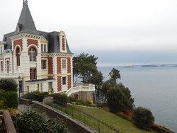 Villa les Roches Brunes