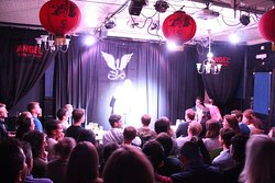 Angel Comedy at The Bill Murray