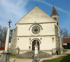 Église de la Nativite-de-Notre-Dame de Fondremand