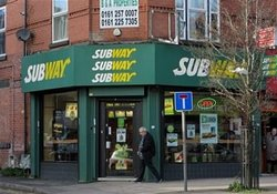 Subway - Levenshulme