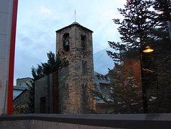 Clôcher de l'Église Sant Julià et Sant Germà