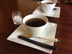 1000円のドリンクも納得の素晴らしい景色が満喫出来る喫茶室☆