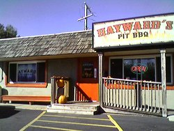 Hayward's Pit BBQ