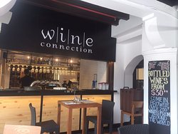‪Wine Connection Bistro Capital Square‬