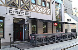 Caffee Pasedet