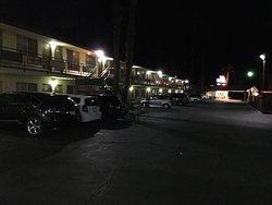 Cool Classic American Road Motel