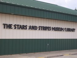 The Stars and Stripes Museum in Bloomfield, Missouri.