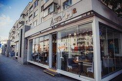 Coffe-Bar AROMA LOVE