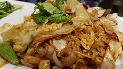 Pricey but good Taiwanese food
