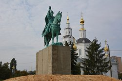 Monument to Ivan the Terrible
