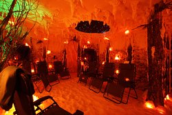 Vermont Salt Cave Spa & Halotherapy Center