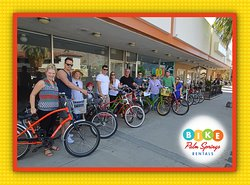 Bike Palm Springs Rentals & Tours