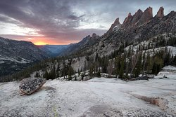 Sawtooth Wilderness Area