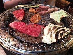 燒肉, 野菜