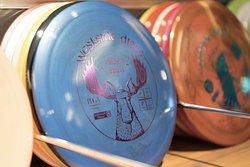 Frisbeegolf equipments