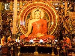 Tempio buddista di Gangaramaya (Vihara)