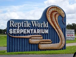 Reptile World Serpentarium