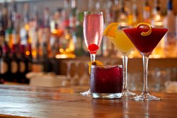 The Lido Specialty Cocktails