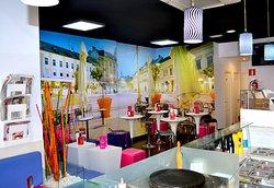 Cafetería Capricci