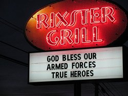 Rixster Grill