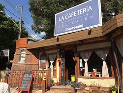 La Cafeteria Del Cajon