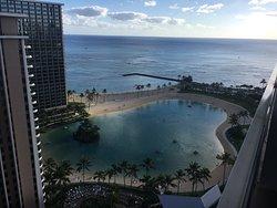 Lagoon and beach view apartment