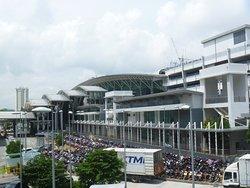 Johor Bahru Sentral Railway Station
