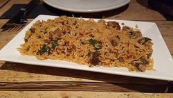 Fabulous indian cuisine!