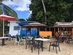 ‪Ju Ju's Beach Bar and Restaurant‬